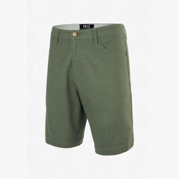 Picture organic clothing Aldos short verdi