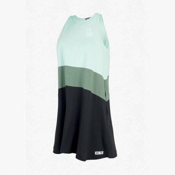 Picture organic clothing Flowa Dress vestitino estivo