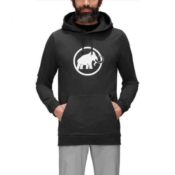 Mammut felpa Logo Hoodie uomo
