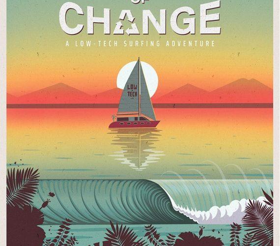 Wave of change, un'avventura di surf low tech.