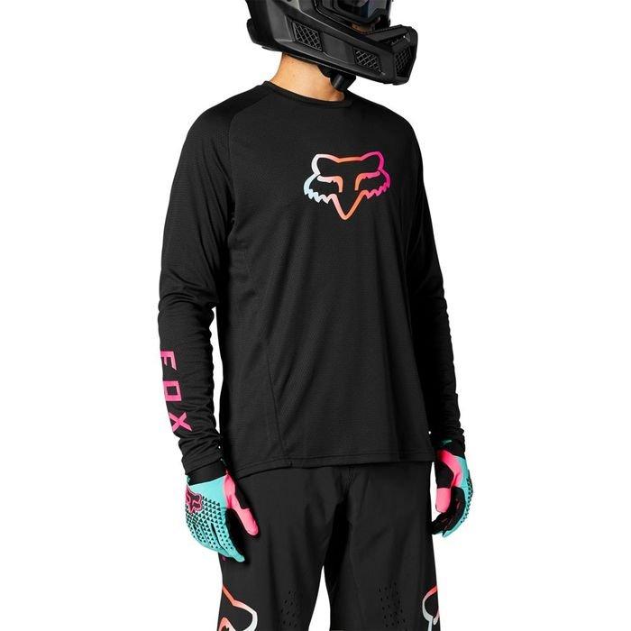 Fox maglia maniche lunghe Defend Ls jersey