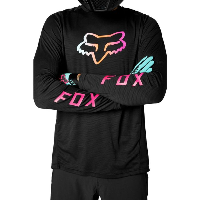 Fox maglia maniche lunghe Defend Ls