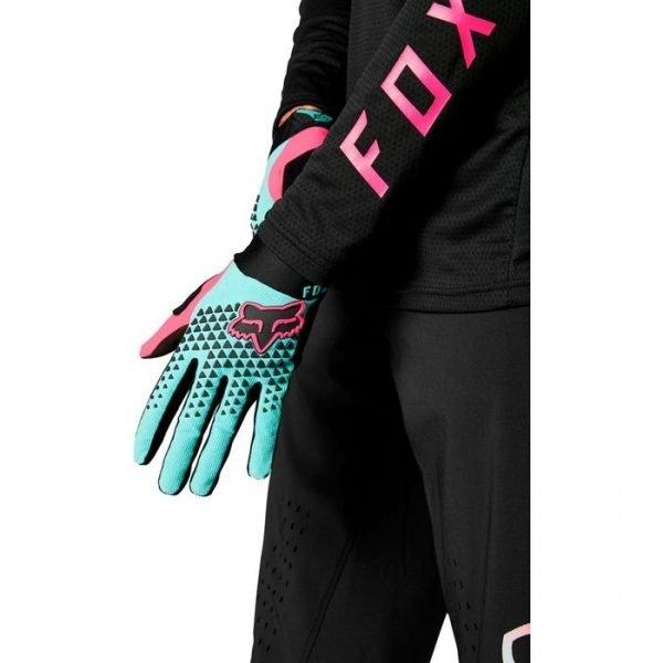 Fox guanti Defend glove bici mtb dh