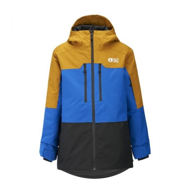 Picture Organic Clothing Daumy Jkt ragazzo giacca da sci snowboard bimbo ragazzino