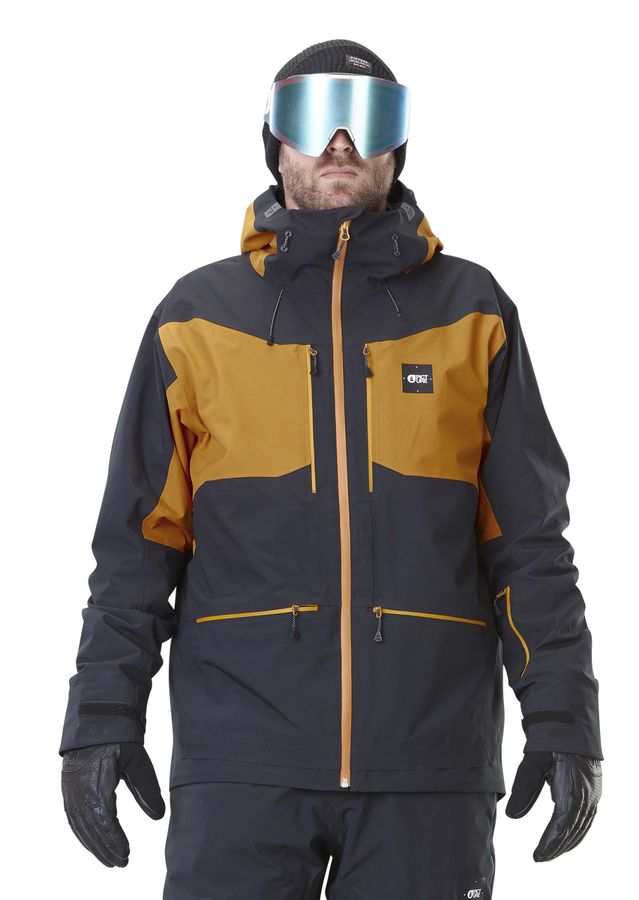 Picture Organic Clothing Naikoon Jkt giacca guscio maschile da sci snowboard freeride