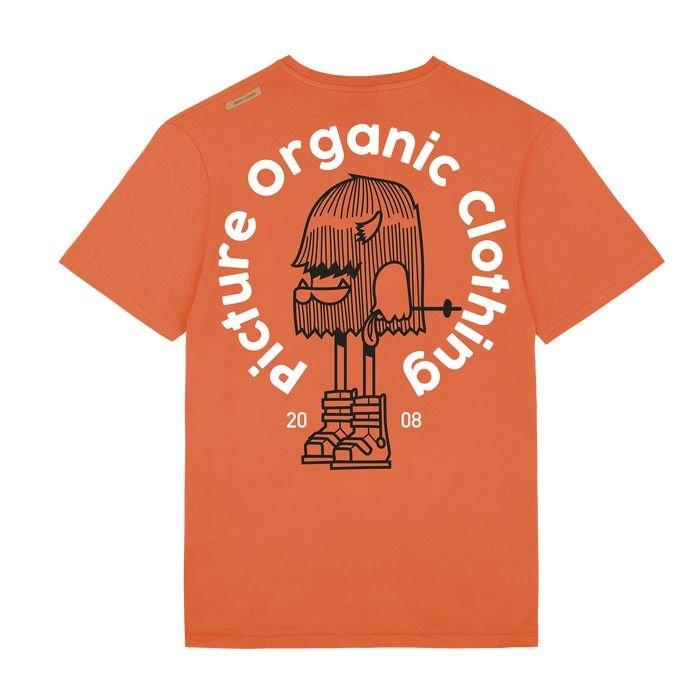Picture Organic Clothing Yeski Bp Tee maglietta ragazzo