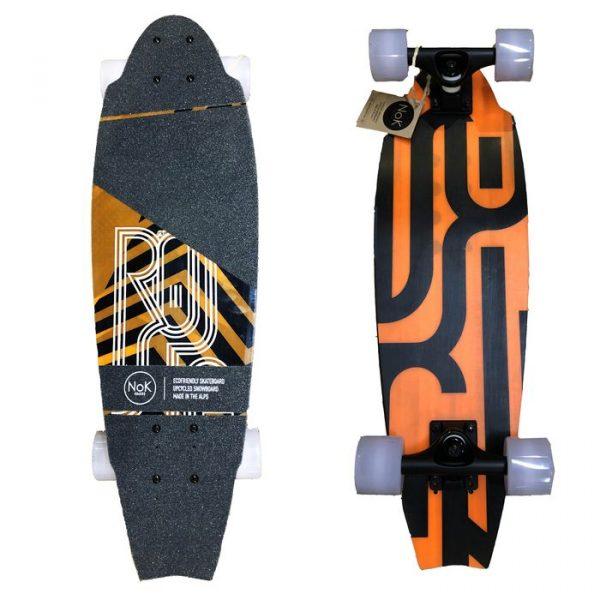 Nok Board Fish cruiser n°417 skate da città