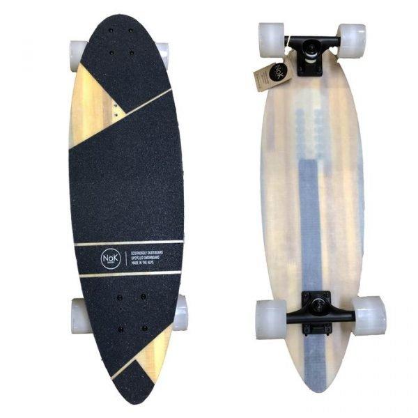 Nok Board Long cruiser n°203 skateboard da città longboard