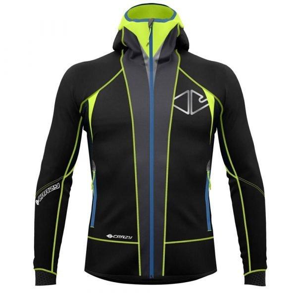 Crazy Idea Jkt Avenger Man giacca uomo ragazzo ibrida sci alpinismo corsa montagna