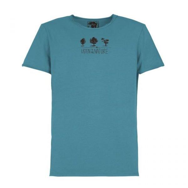 Enove E9 maglietta uomo Trees t-shirt ragazzo arrampicata