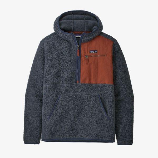 Patagonia Men's Retro Pile Fleece Pullover pile uomo ragazzo morbido